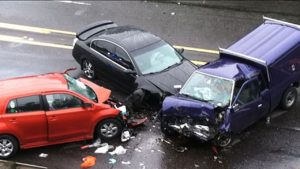 Auto Accident in southern California